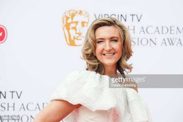 Victoria Derbyshire attends the Virgin TV British Academy Television Awards ceremony at the Royal Festival Hall on May 13 2018 in London United...