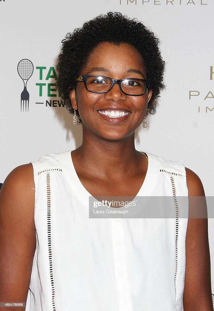 2015 Taste of Tennis New York : News Photo