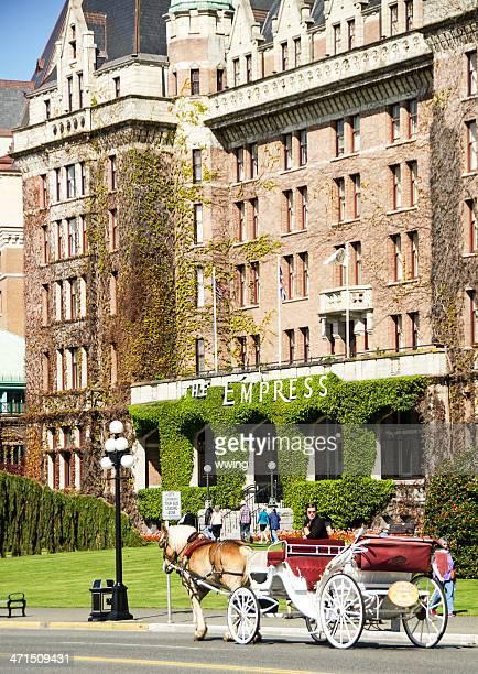 ビクトリア女王ホテル、キャリッジ