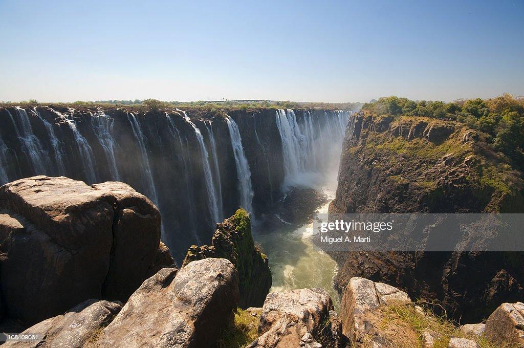 Victoria Falls : ストックフォト