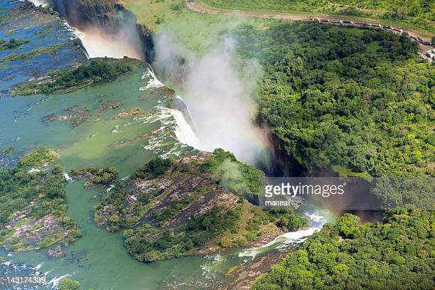 victoria falls - victoria falls stock pictures, royalty-free photos & images
