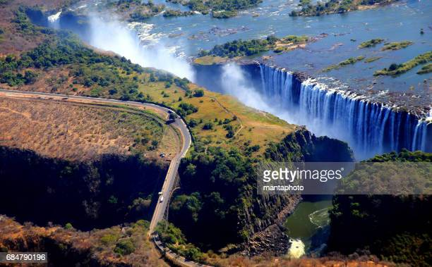 victoria falls - zimbabwe stock pictures, royalty-free photos & images