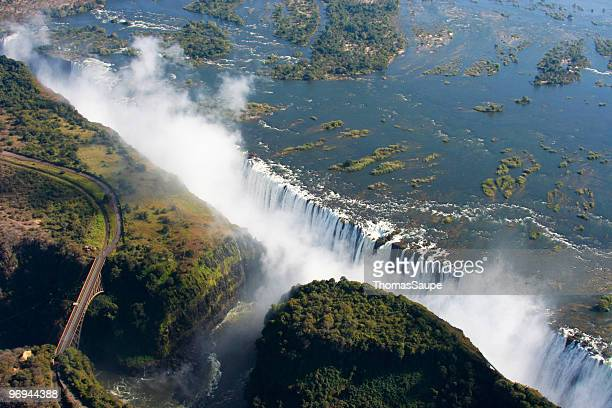 victoria falls - southern africa stock pictures, royalty-free photos & images