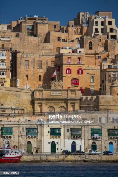 Victoria gate, Valletta, Malta