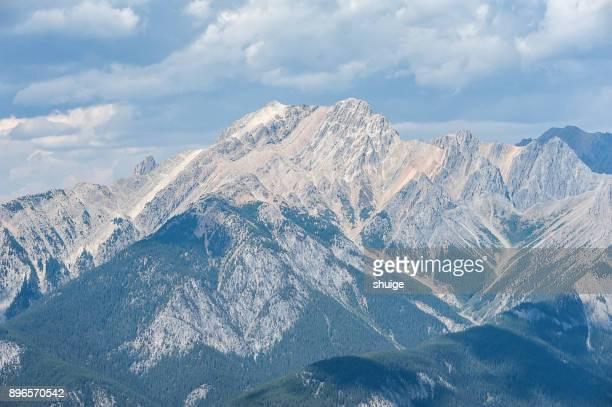 victoria glacier,banff national park, canada - unesco stock-fotos und bilder