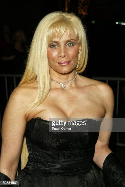 Victoria Gotti arrives at the 31st Annual Daytime Emmy Awards at Radio City Music Hall May 21 2004 in New York City