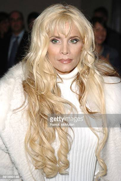 Victoria Gotti attends Party for DONNY DEUTSCH and PETER KNOBLER's new book Often Wrong Never In Doubt at The Chambers Hotel on October 11 2005 in...