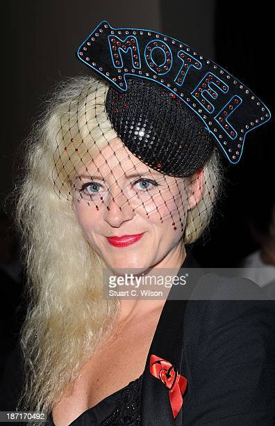 Victoria Grant attends 'The Supper Club' in aid of The Terrance Higgins Trust at One Mayfair on November 6 2013 in London England