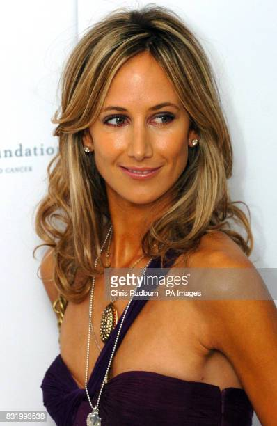 Victoria Hervey arrives at the Raisa Gorbachev Foundation Russian Ball at Althorp House Northamptonshire PRESS ASSOCIATION Photo Picture date...