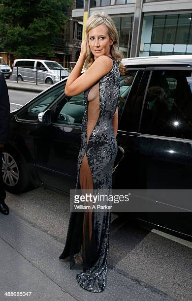 Victoria Hervey attending Gabrielle's Angel Foundation For Cancer Research Hosts Third on May 7 2014 in London England