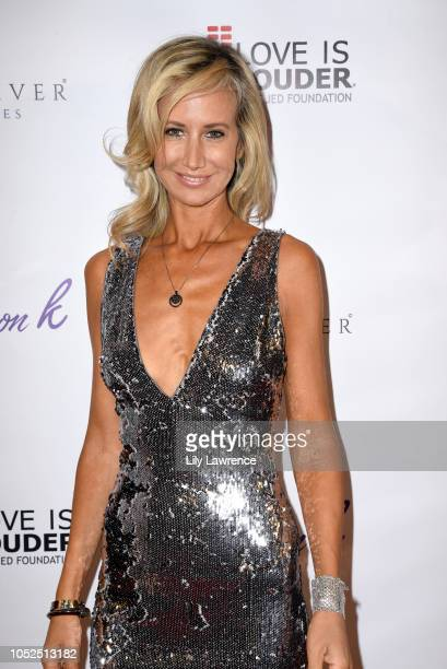 Victoria Hervey attends 'Give Me Your Hand' By Shannon K Video Release Event Supporting Love Is Louder Cha on October 18 2018 in Los Angeles...