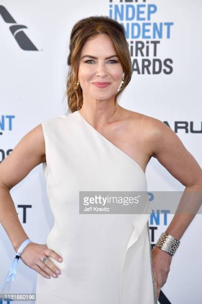 Victoria Hill attends the 2019 Film Independent Spirit Awards on February 23 2019 in Santa Monica California