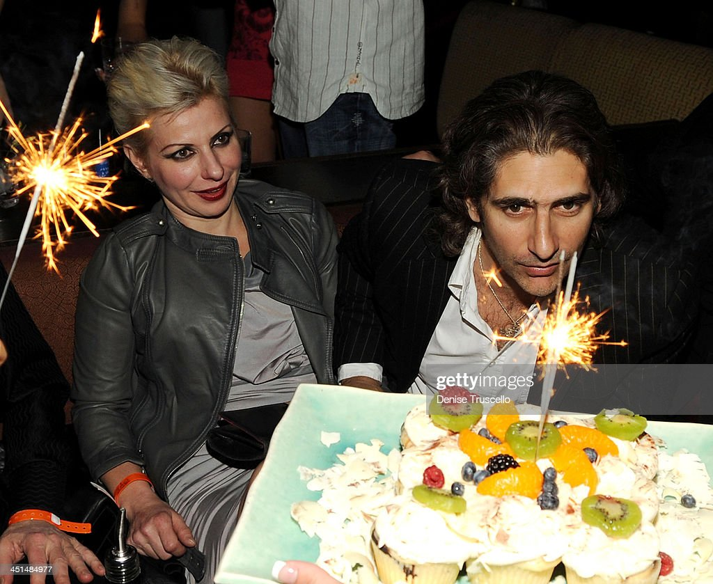 Michael Imperioli Celebrates His Birthday At Tao Photos and Images