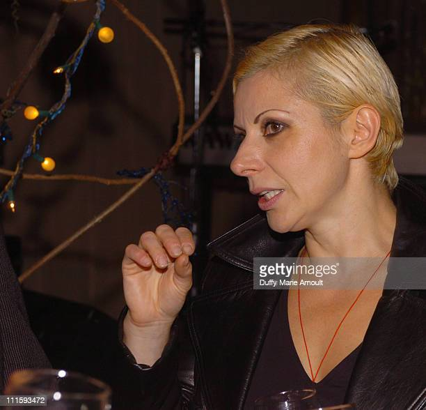Victoria Imperioli during 2004 Starving Artist Ball at Angel Orensanz Foundation in New York City New York United States