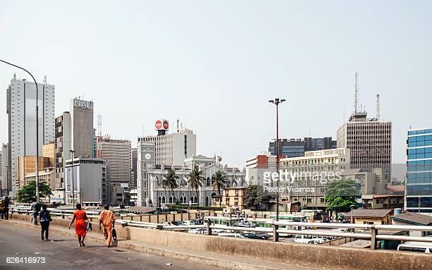 Victoria Island, Lagos, Nigeria.