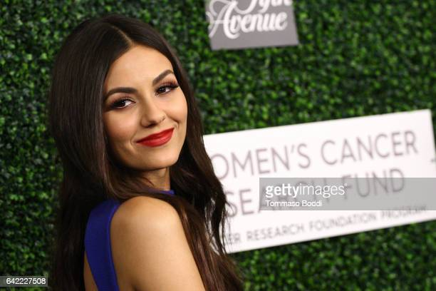 Victoria Justice attends the An Unforgettable Evening held at the Beverly Wilshire Four Seasons Hotel on February 16 2017 in Beverly Hills California