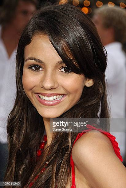 Mercedes Benz Los Angeles >> Victoria Justice Stock Photos and Pictures | Getty Images