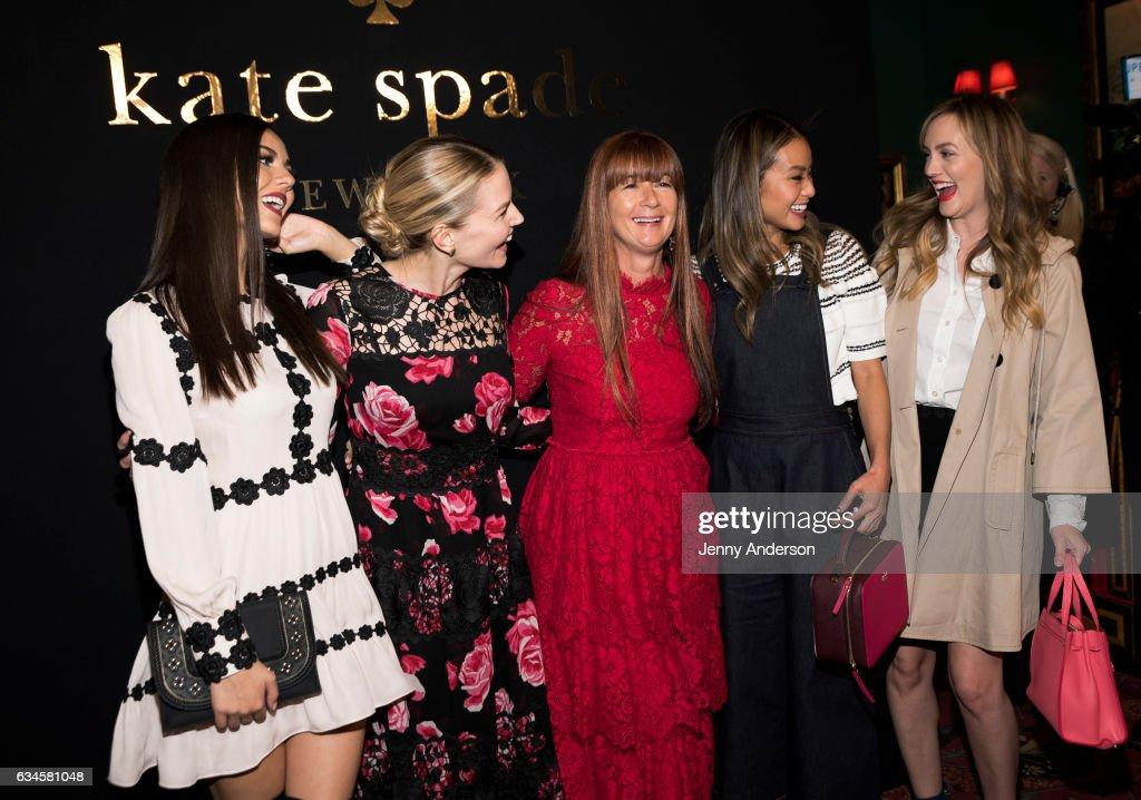 Kate Spade - Presentation - February 2017 - New York Fashion Week