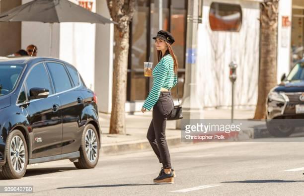 Victoria Justice on March 27 2018 in Studio City California