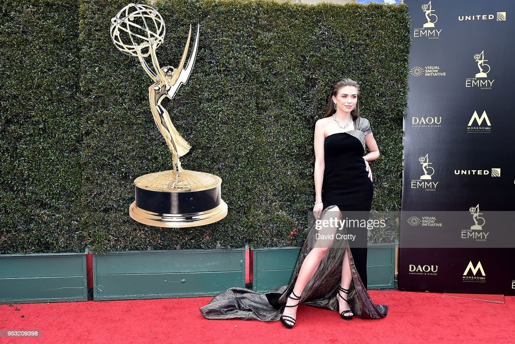 2018 Daytime Emmy Awards : News Photo