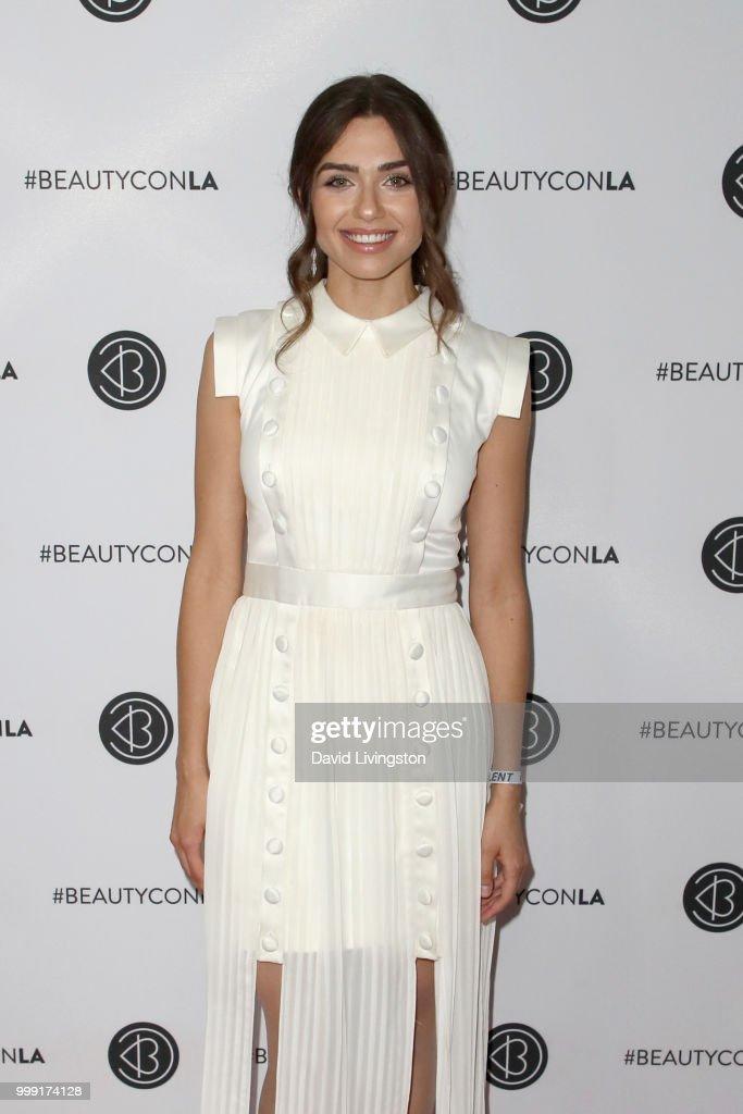 Beautycon Festival LA 2018 - Arrivals : News Photo