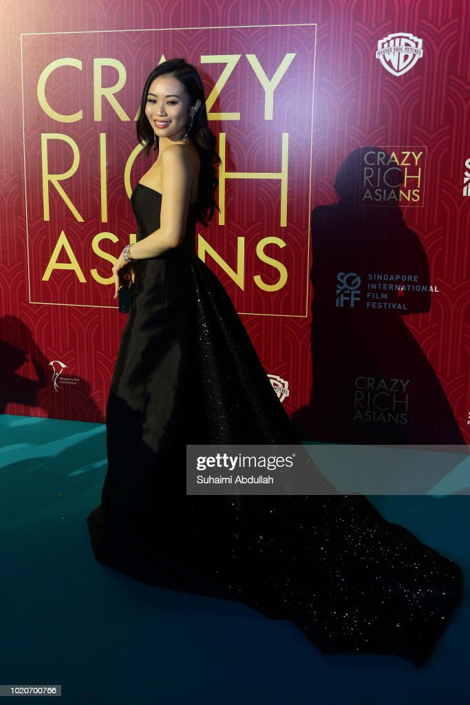 'Crazy Rich Asians' Premiere In Singapore - Red Carpet