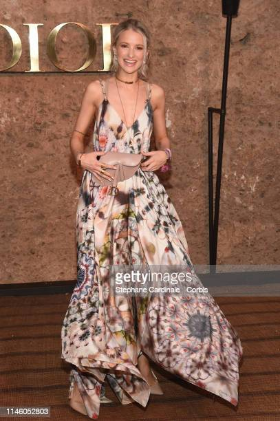Victoria Magrath attends the Christian Dior Couture S/S20 Cruise Collection on April 29 2019 in Marrakech Morocco