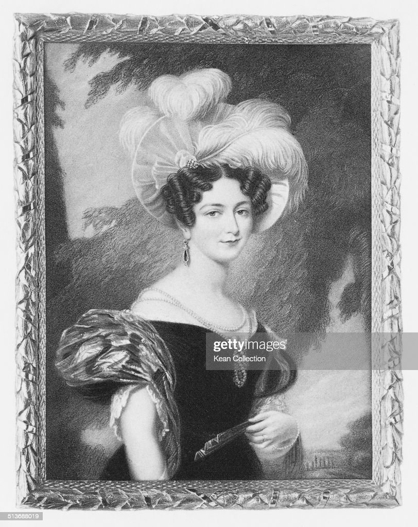 Victoria Maria Louise, Duchess of Kent : News Photo