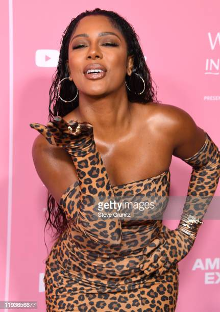 Victoria Monét arrives at the 2019 Billboard Women In Music at Hollywood Palladium on December 12 2019 in Los Angeles California