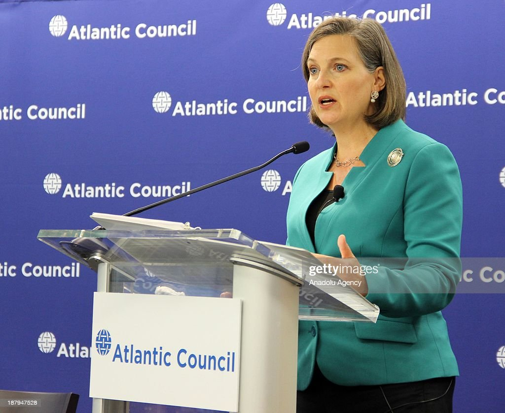 ASSISTANT SECRETARY OF STATE - NULAND : News Photo
