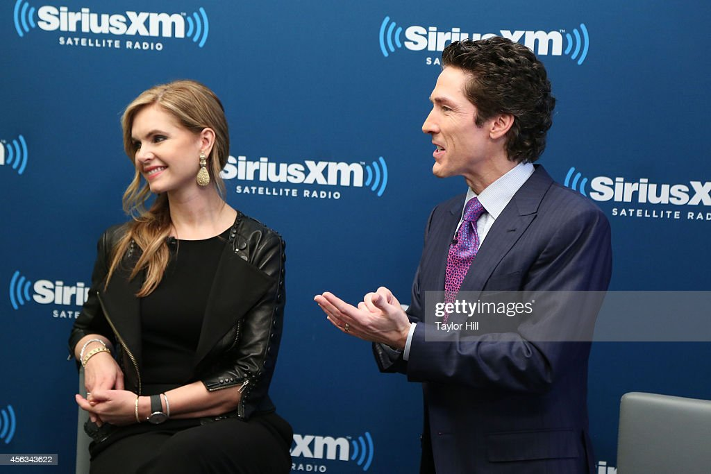 Celebrities Visit SiriusXM Studios - September 29, 2014 : News Photo