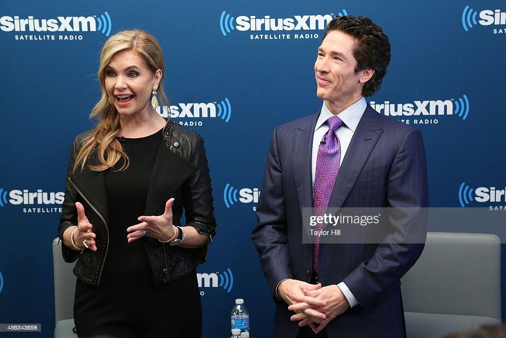 Celebrities Visit SiriusXM Studios - September 29, 2014 : ニュース写真
