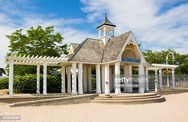 Victoria Park pavilion, Cobourg, Ontario, Canada