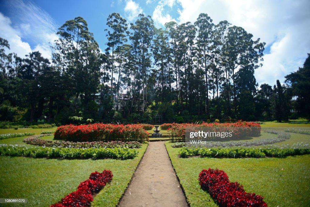 Victoria Park Public Park Located In Nuwara Eliya Sri Lanka News Photo Getty Images