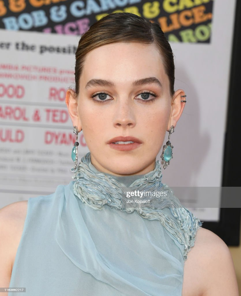 Victoria Pedretti Attends Sony Pictures Once Upon A Time In Foto Di Attualita Getty Images