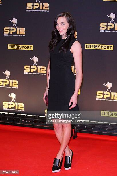 Victoria Pendleton arrives at the Excel Centre in London for the BBC Sports Personality of the Year Awards 2012 , London. 16 December 2012 June 2012...