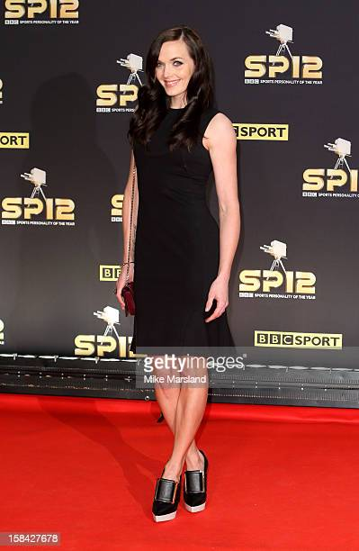 Victoria Pendleton attends the BBC Sports Personality Of The Year Awards at ExCel on December 16 2012 in London England