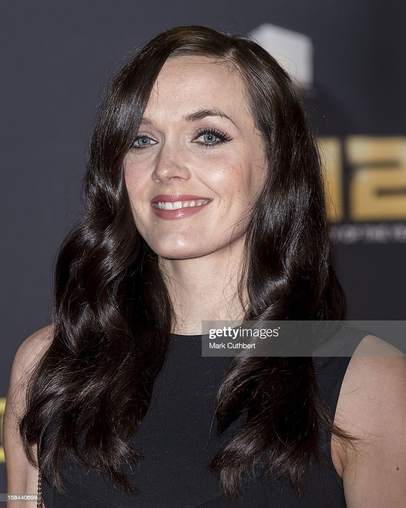 Victoria Pendleton attends the BBC Sports Personality Of The Year Awards at ExCel on December 16, 2012 in London, England.