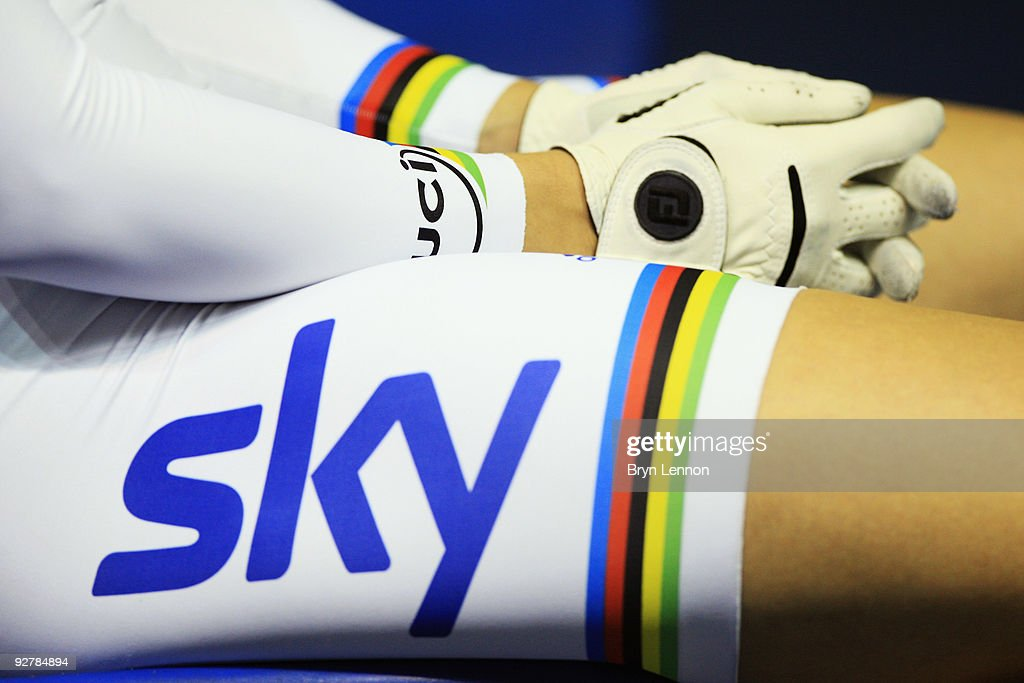 UCI Track Cycling World Cup - Day One : ニュース写真