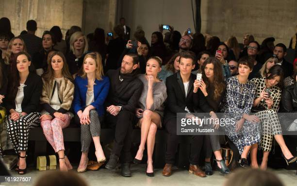 Victoria Pendleton Olivia Palermo Holliday Grainger Victoria Pendleton Michael Polish Kate Bosworth Louis Tomlinson from One Direction Eleanor Calder...