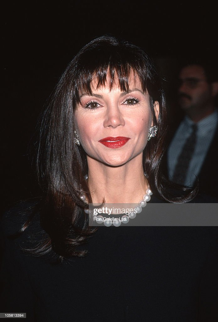 Victoria Principal during 5th Annual Fire and Ice Ball to Benefit Revlon UCLA Women Cancer Center at 20th Century Fox Studios in Century City, California, United States.