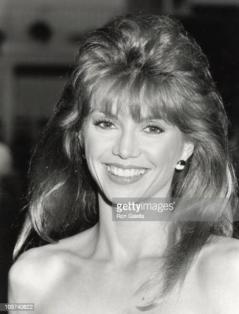 Victoria Principal during The American Booksellers Convention June 6 1983 at Southfork Ranch Dallas in Dallas Texas United States