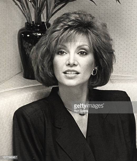 Victoria Principal during Victoria Principal sighting at The Beauty Principal Book Celebration at LaCamilla Restaurant July 16 1984 at La Camilla...