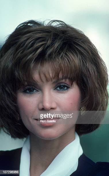 Victoria Principal during Victoria Principal sighting at the Arthritis Foundation Convention June 1 1984 at White House in Washington DC Washington...