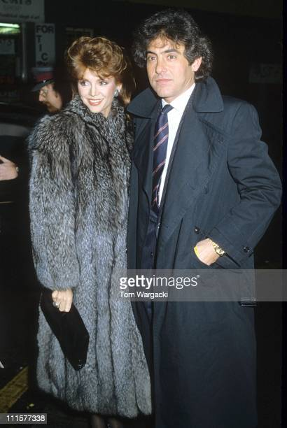 Victoria Principal with her husband Dr Harry Glassman