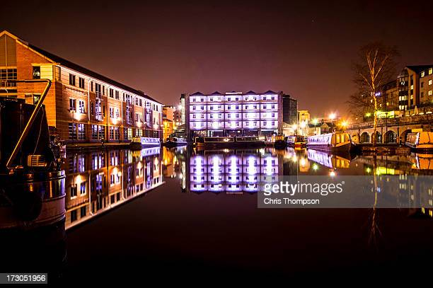 victoria quay, sheffield - sheffield stock pictures, royalty-free photos & images