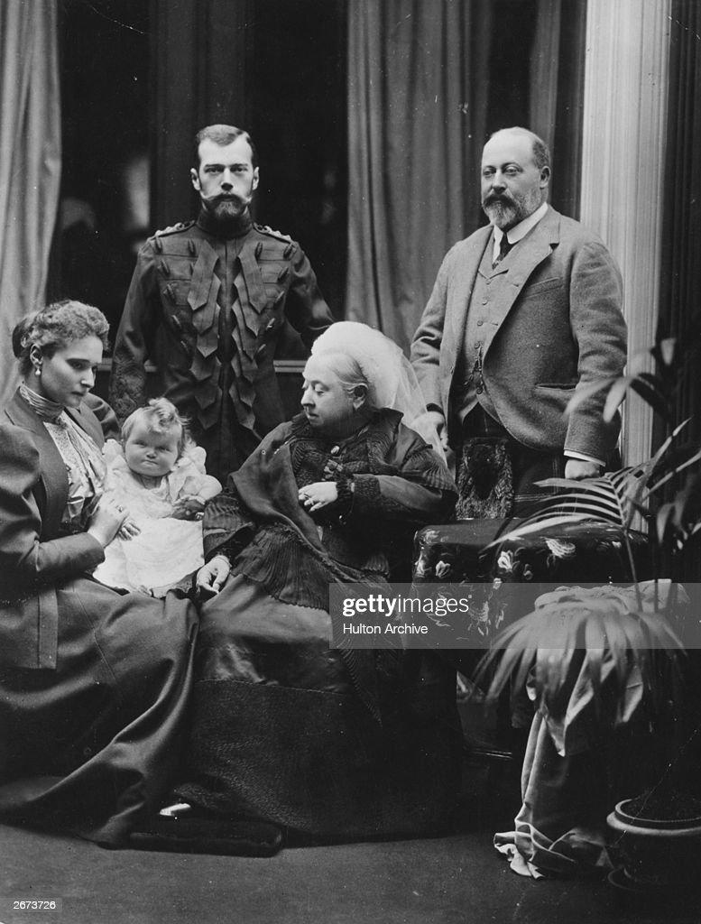 Royal Families : Nachrichtenfoto
