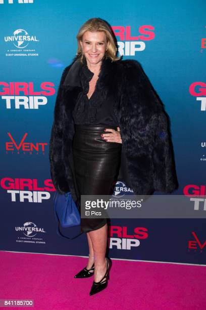 Victoria Rees arrives ahead of a VIP screening of GIRLS TRIP at Event Cinemas George Street on August 30 2017 in Sydney Australia
