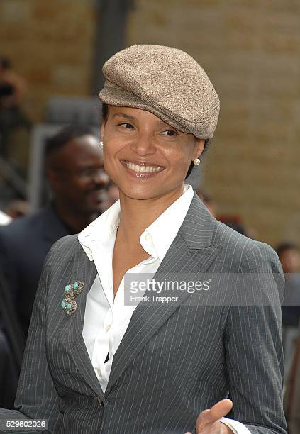 Victoria Rowell at the ceremony honoring Forest Whitaker on the Hollywood Walk of Fame
