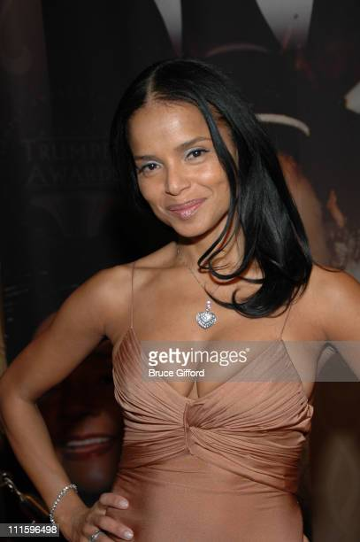 Victoria Rowell during 2007 Trumpet Awards Celebrate African American Achievement at Bellagio Hotel in Las Vegas Nevada United States